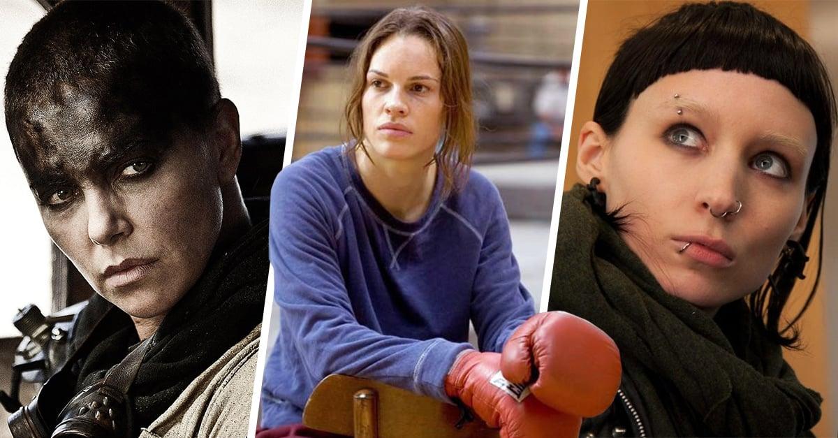 17 Personajes que demostraron que la fuerza femenina SÍ existe