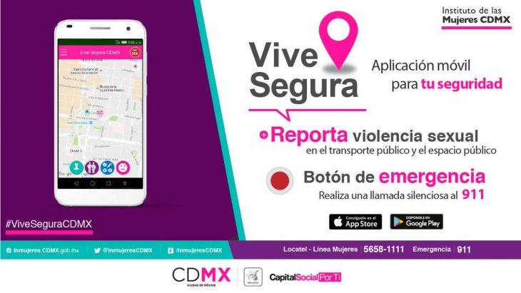 App Vive Segura