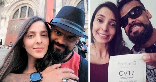Pareja anuncia que nunca va a tener hijos y su publicación se vuelve viral