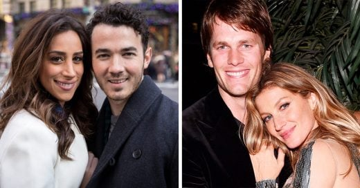 12 Parejas de famosos que cumplen 10 años de casado en 2019