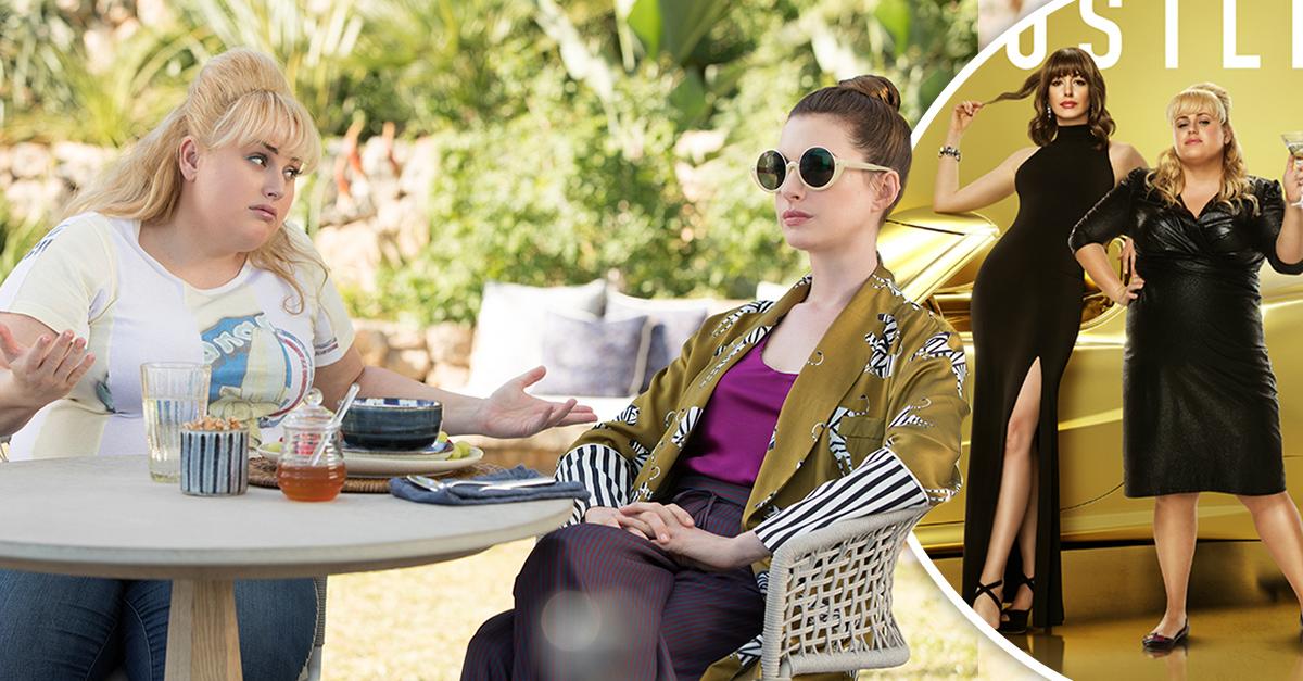 Anne Hathaway y Rebel Wilson estrenan trailer deThe Hustle;estafadoras llenas degirl power