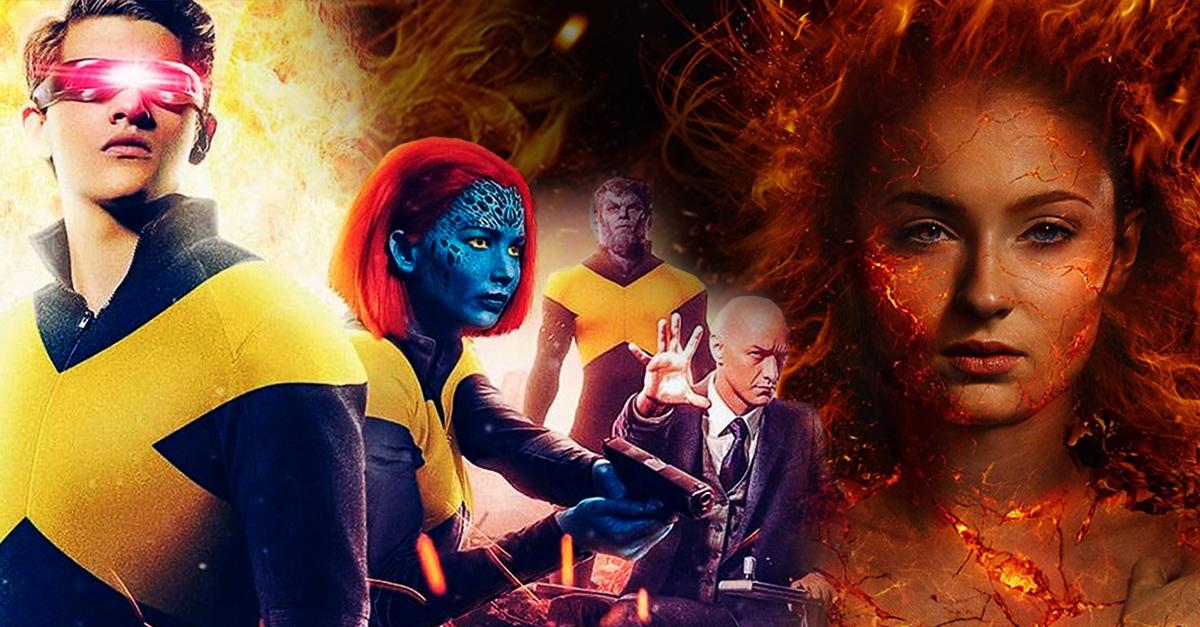 'X-Men: Fénix Oscura' tiene nuevo tráiler; el final de los mutantes ha llegado