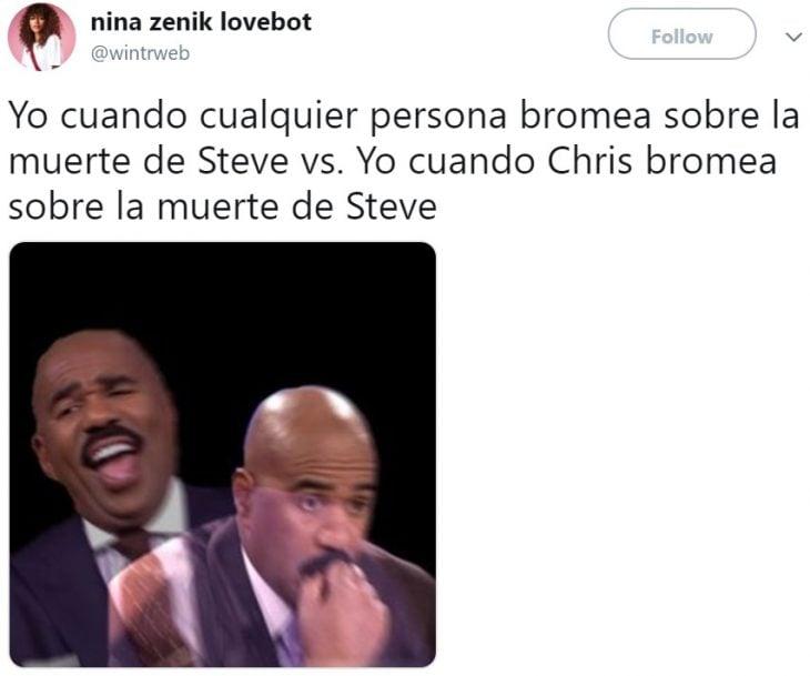 Fans en Twitter reaccionan a las bromas de Chris Evans sobre la muerte de Steve Rogers, alias Capitán América, en Avengers: Endgame