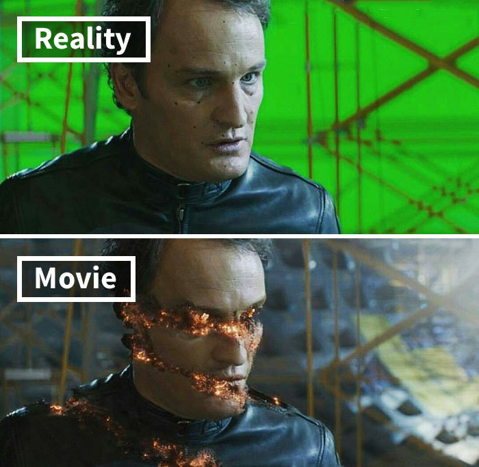 Escena de la película Terminator Génesis