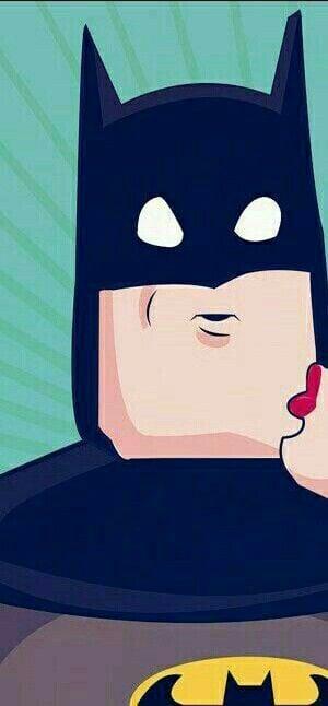 Fondo de pantalla del celular del personaje de Batman