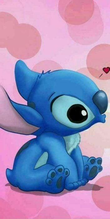 Fondos de pantalla para el celular del personaje Stitch
