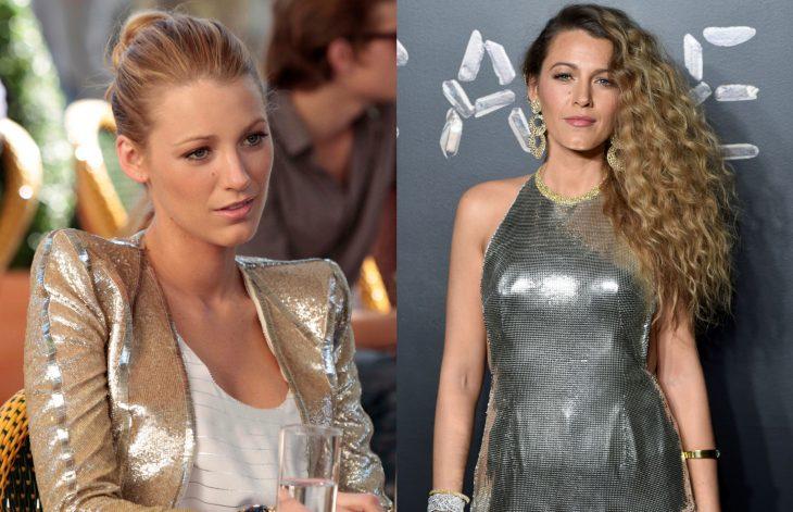 Elenco de Gossip Girl antes y después, Serena Van Der Woodsen