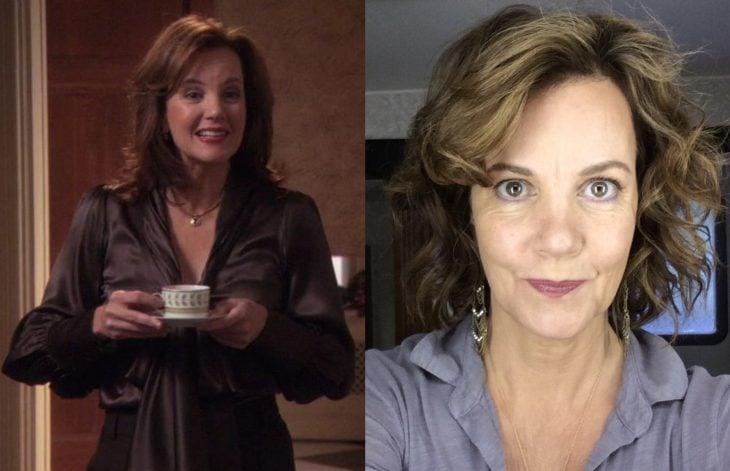Elenco de Gossip Girl antes y después, Eleanor Waldorf