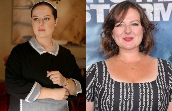 Elenco de Gossip Girl antes y después, Dorota Kishlovsky