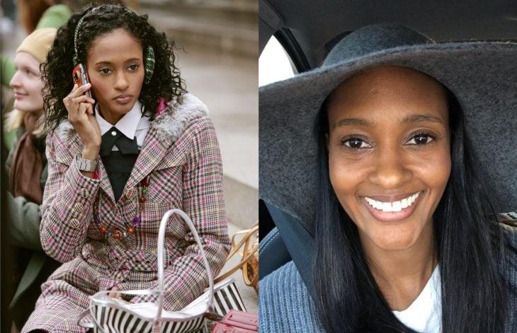 Elenco de Gossip Girl antes y después, Isabel Coates