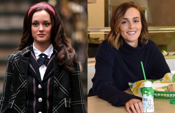 Elenco de Gossip Girl antes y después, Blair Waldorf