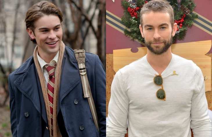 Elenco de Gossip Girl antes y después, Nate Archibald