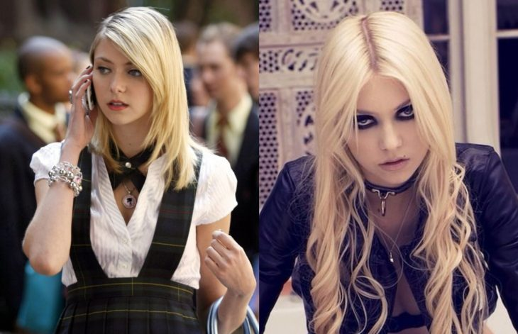 Elenco de Gossip Girl antes y después, Jenny Humphrey