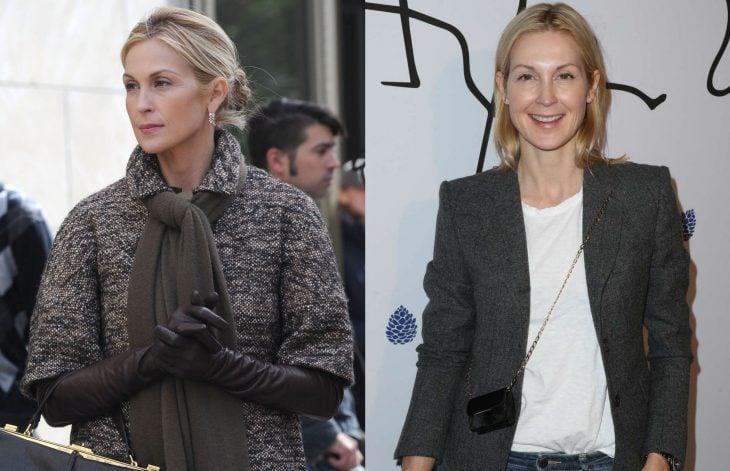 Elenco de Gossip Girl antes y después, Lily Van Der Woodsen