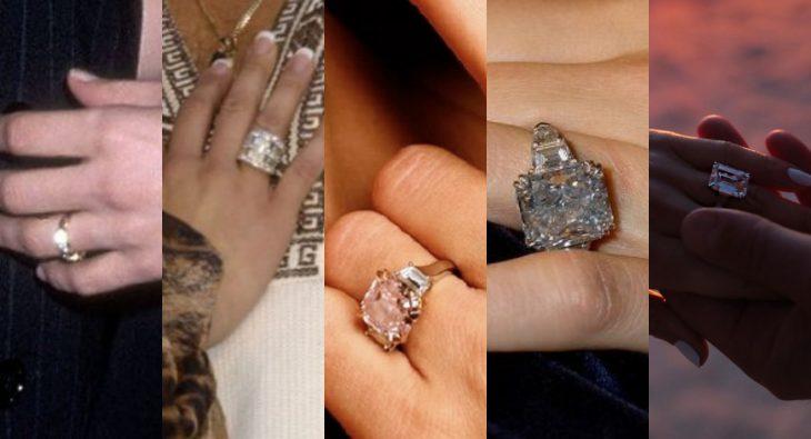 Anillos de compromiso de Jennifer Lopez