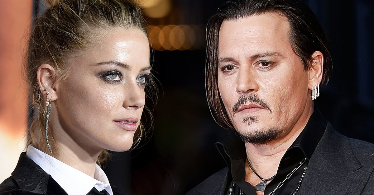 Johnny Depp demanda a Amber Heard