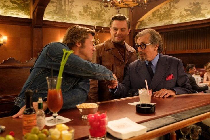 Primer trailer de Once upon a time in Hollywood de Quentin Tarantino con Leonardo DiCaprio y Brad Pitt