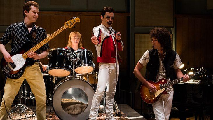 Escena de la película Bohemian Rhapsody