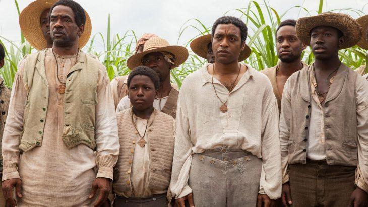 Escena de la película 12 años de esclavitud