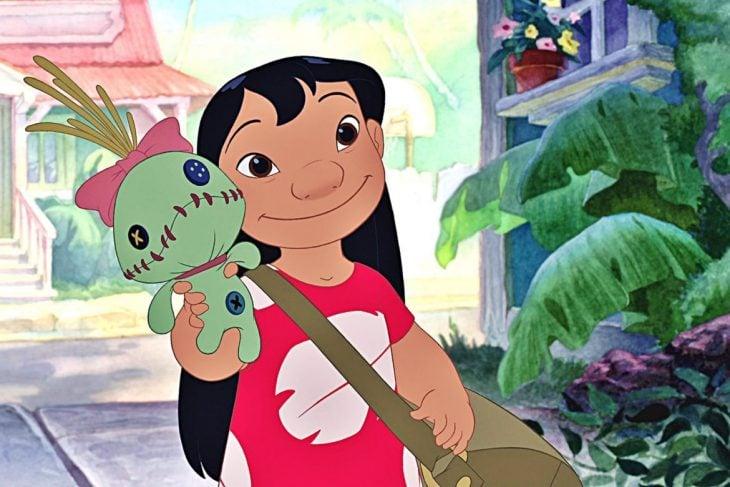 Escena de Lilo & Stitch