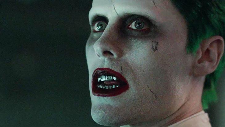 El actor Jared Leto interpretando al personaje Joker en la cinta Suicide Squad
