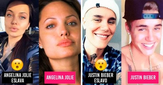 17 Personas eslavas que se parecen demasiado a tus celebridades favoritas