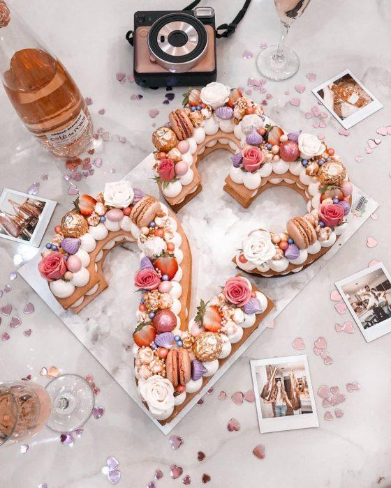 Pasteles que son tan hermosos que es imposible comerselos