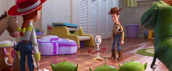 Nuevo trailer de Toy Story 4