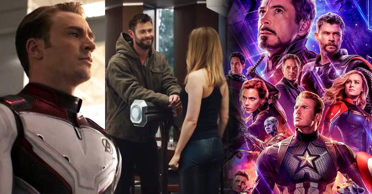 El nuevo tráiler de 'Avengers: Endgame' sale a luz e Internet ya pide un romance entre Thor y Carol