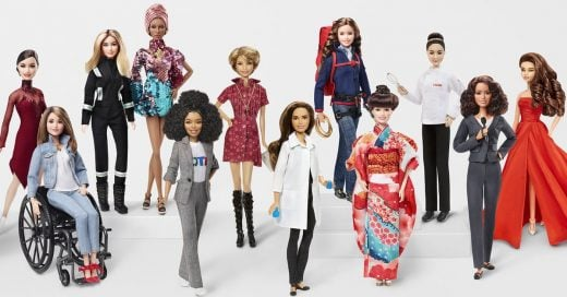 role models barbie