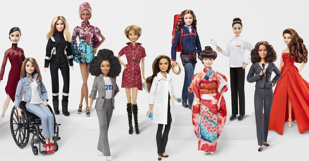 role models barbie