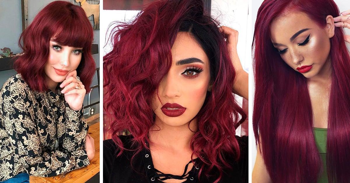Tonos de color en el pelo
