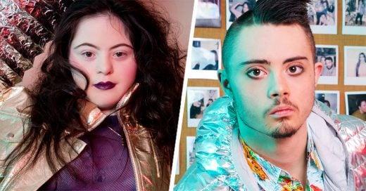 Proyecto fotográfico convierte a personas con síndrome de Down en modelos profesionales