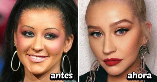 Celebridades que le deben su cambio de look a sus cejas