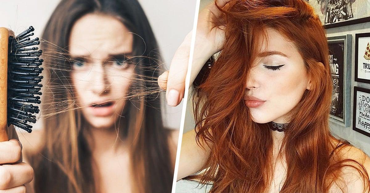 10 Razones por las que estás perdiendo cabello de manera irreversible