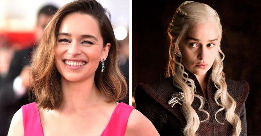 Emilia Clarke sufrió un aneurisma
