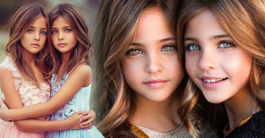 Las gemelas más bonitas del mundo