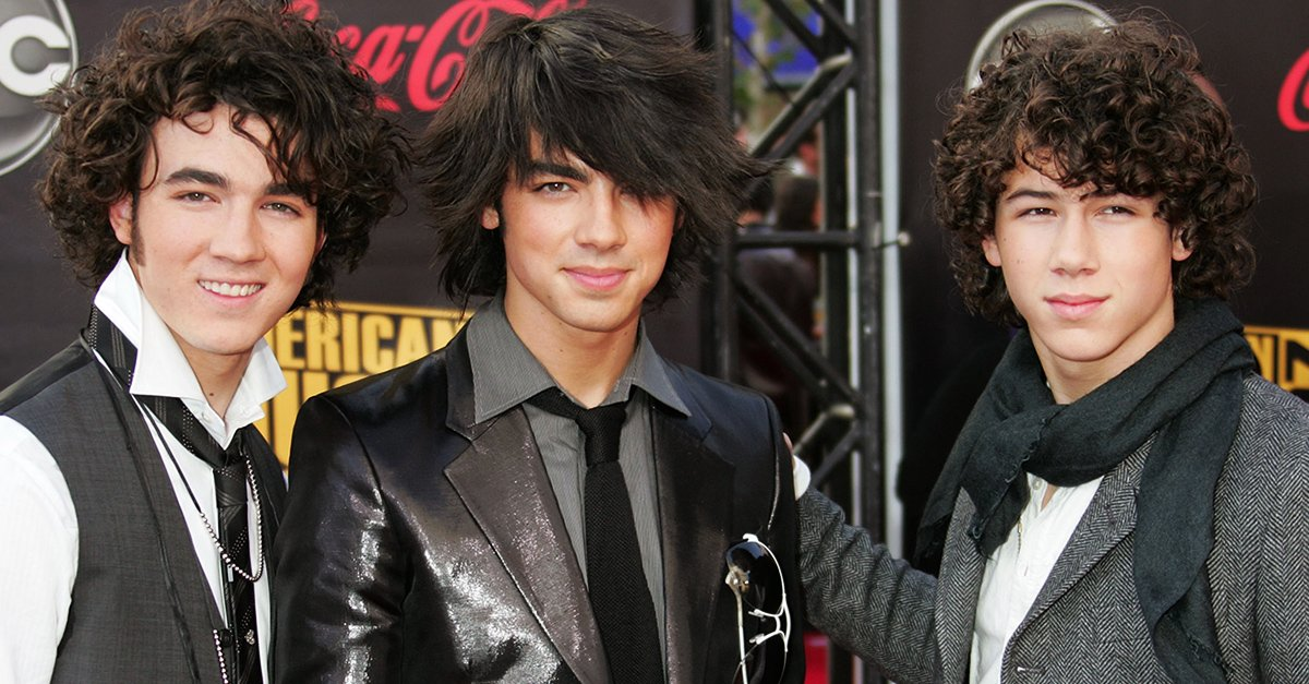 14 Viejas fotos de los Jonas Brothers que alguna vez creíste que eran 'hot'