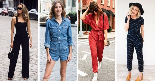15 Jumpsuits que definitivamente necesitas usar esta primavera