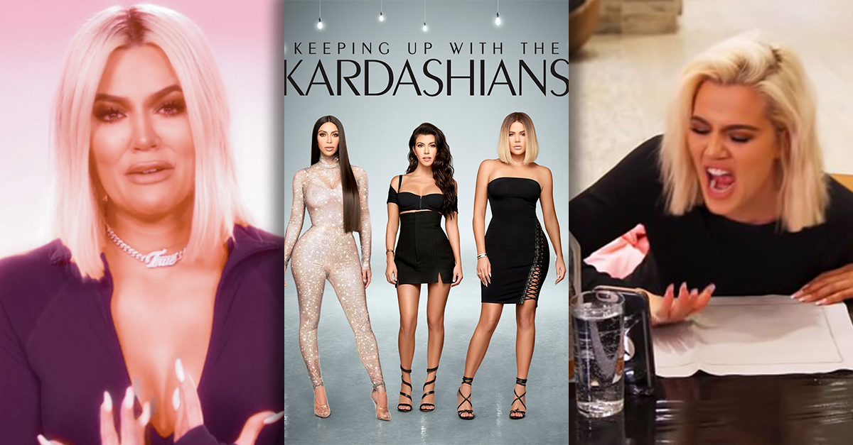La temporada 16 de Keeping Up With The Kardashian revelará el drama de Khloé