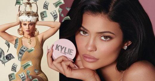 Kylie Jenner es nombrada oficialmente la multimillonaria más joven
