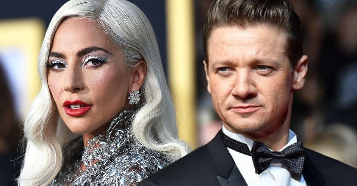 Todo indica que Lady Gaga y Jeremy Renner tienen una relación