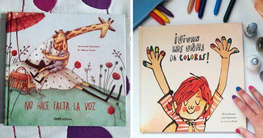 15 Libros para niños que son guias de vida para los adultos