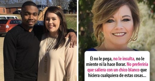 Mamá hace callar a quienes critican a su hija por salir con un hombre afroamericano