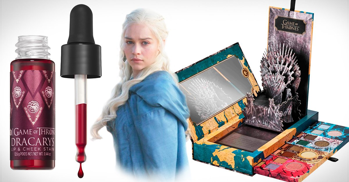 Urban Decay finalmente revela la colección Game of Thrones
