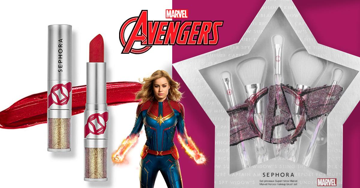 Maquillaje Marvel que toda chicageekdebe tener
