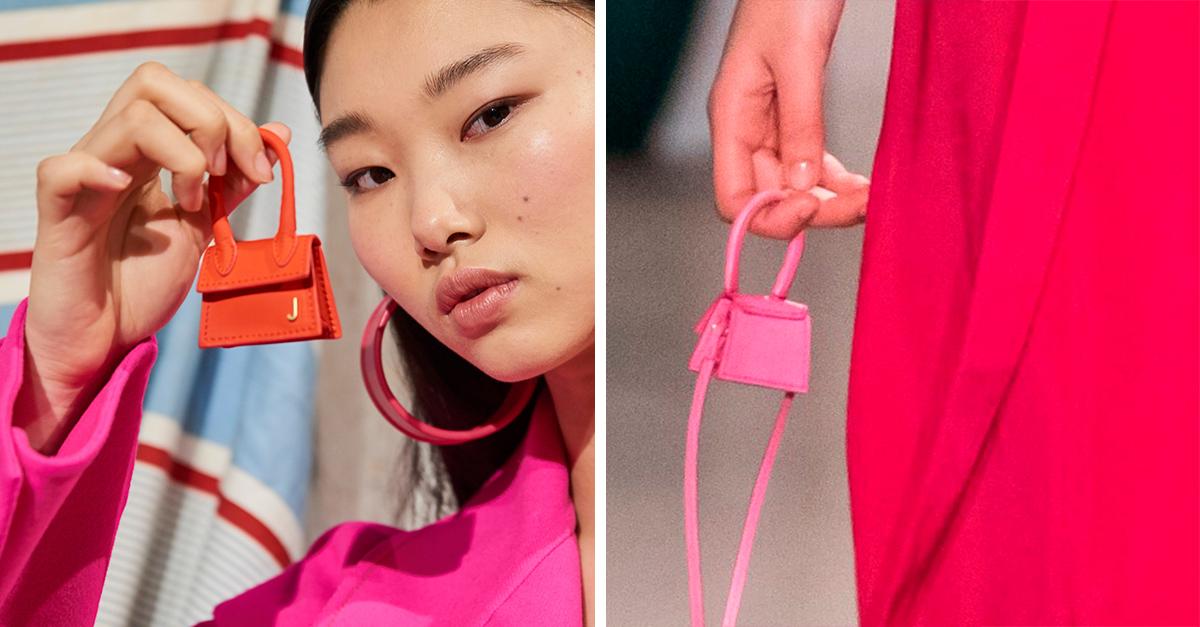 Este minibolso se convirtió en el protagonista de la semana de la moda