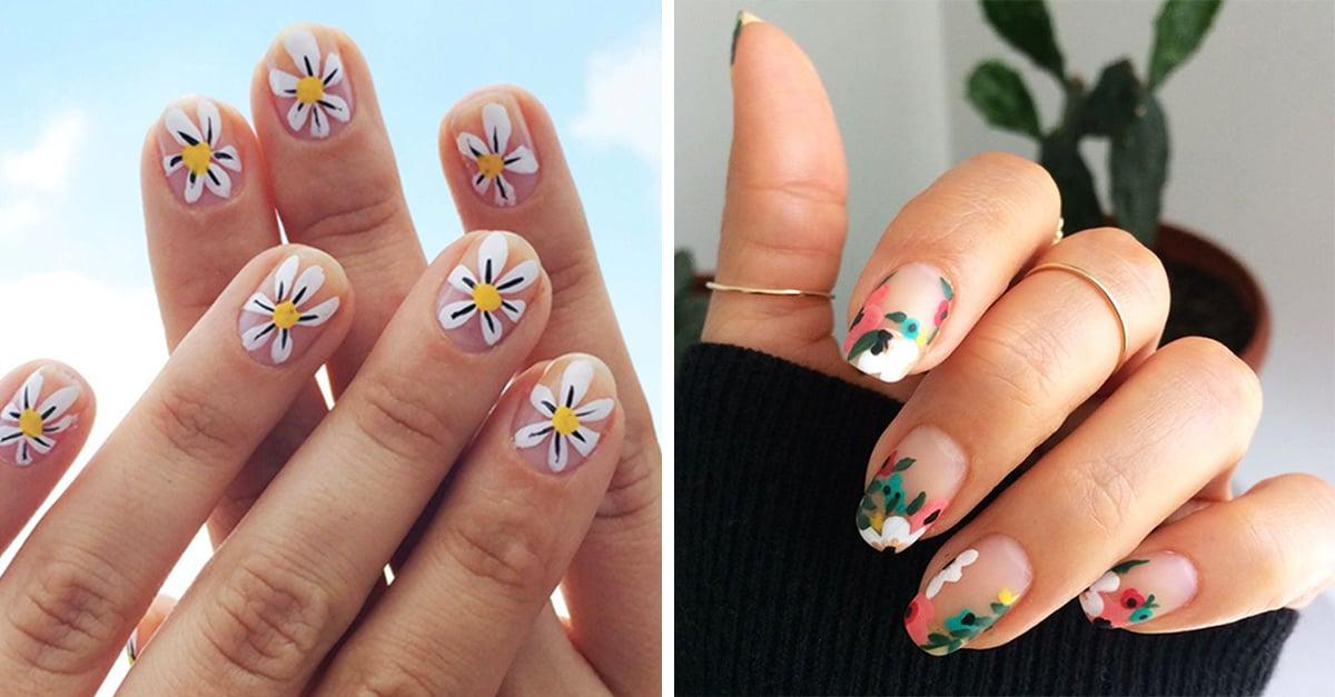 15 Diseños florales que te harán sentir como la reina de la primavera