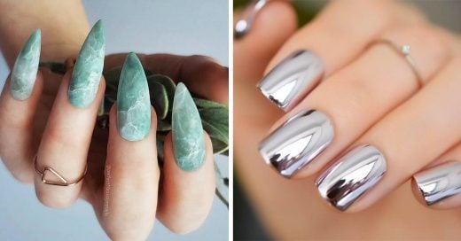 15 Diseños de uñas para chicas atrevidas