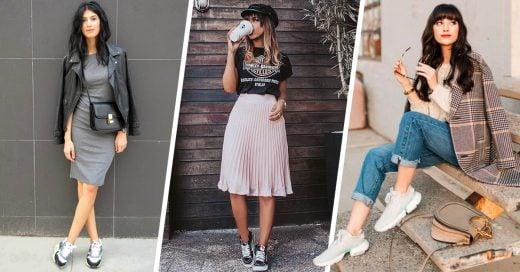 15 Outfits chics para llevar tenias 27/7 sin importar la ocasión